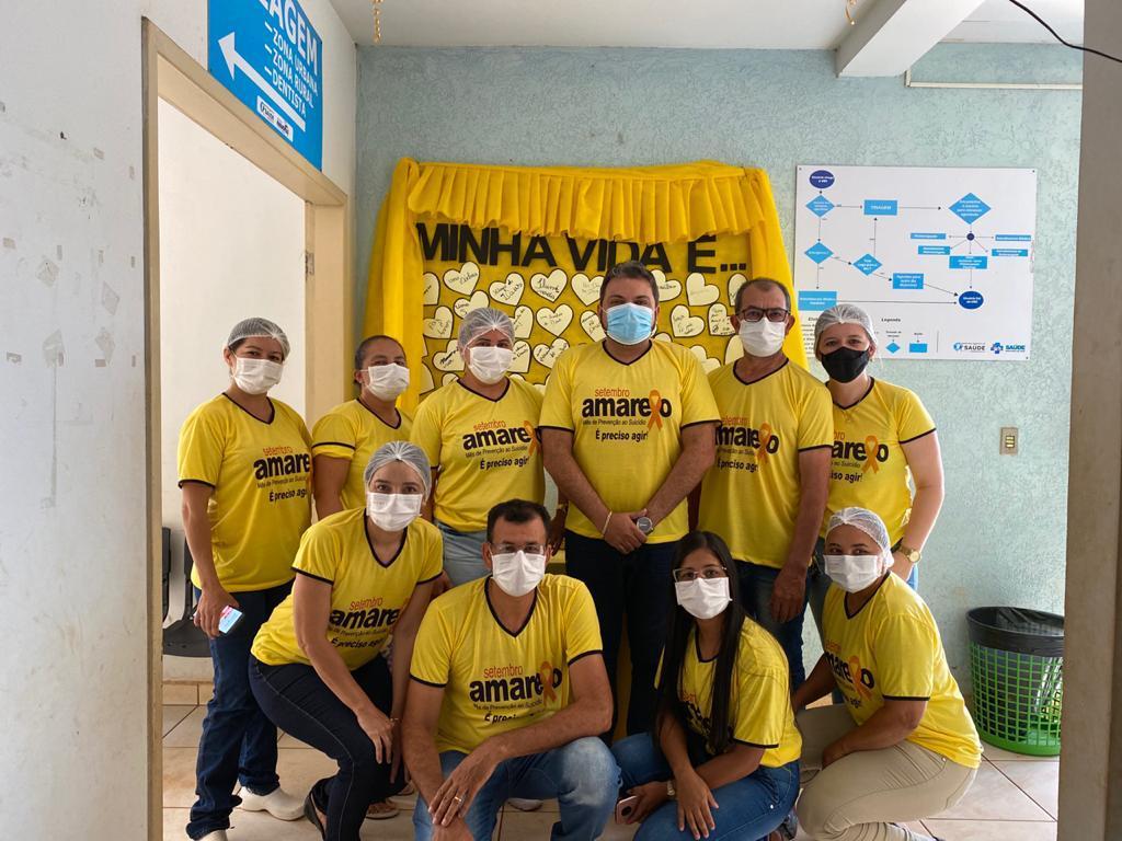 Setembro Amarelo: Marianópolis reforça cuidados com a saúde emocional durante pandemia