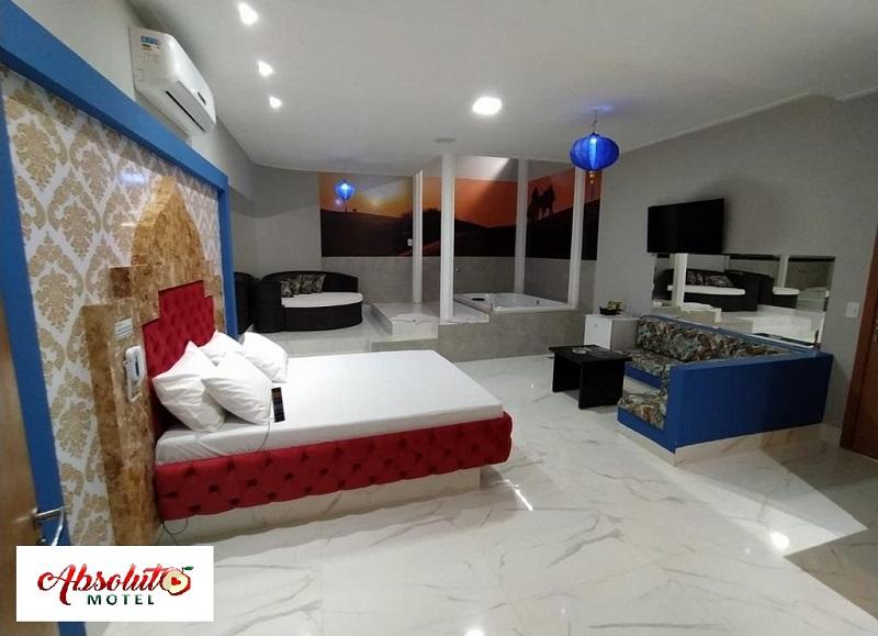 Programe sua visita e viva uma experiência inesquecível no Absoluto Motel, em Paraíso