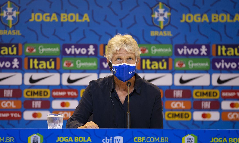 Pia Sundhage destaca importância da versatilidade do grupo brasileiro