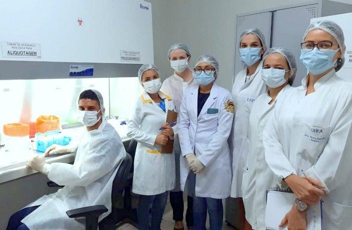 Governo do Tocantins finaliza estrutura do Lacen de Araguaína e inicia treinamento da equipe