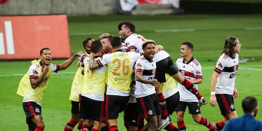 Inter 2 x 2 Flamengo: Colorado fica na frente por duas vezes, mas cede empate ao Flamengo no fim
