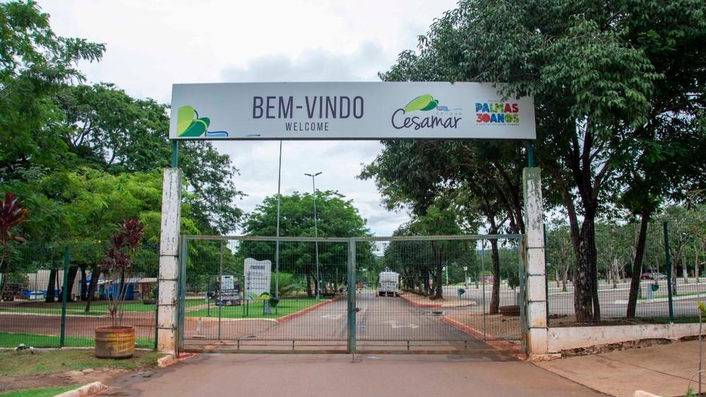 Parque Cesamar é fechado após enxame de abelhas tomar conta da pista