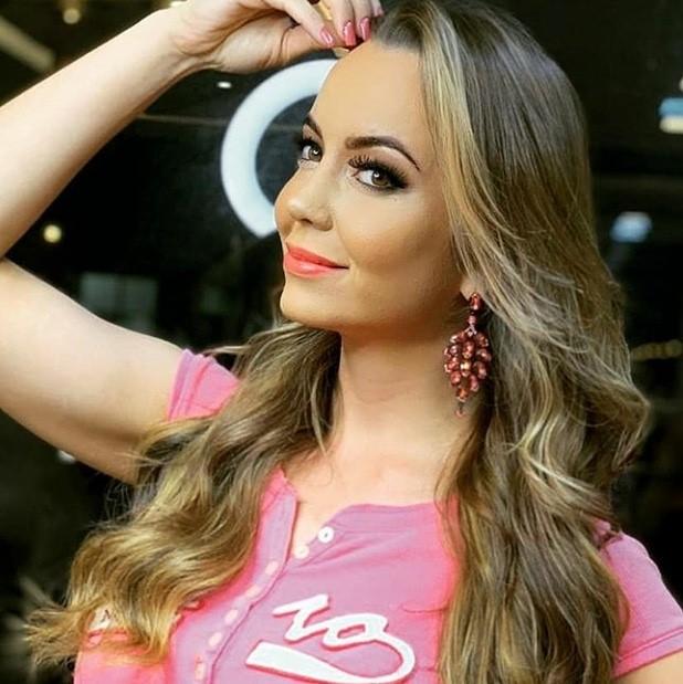 Atriz Jessyka Laynne já ganhou 11 títulos de Miss