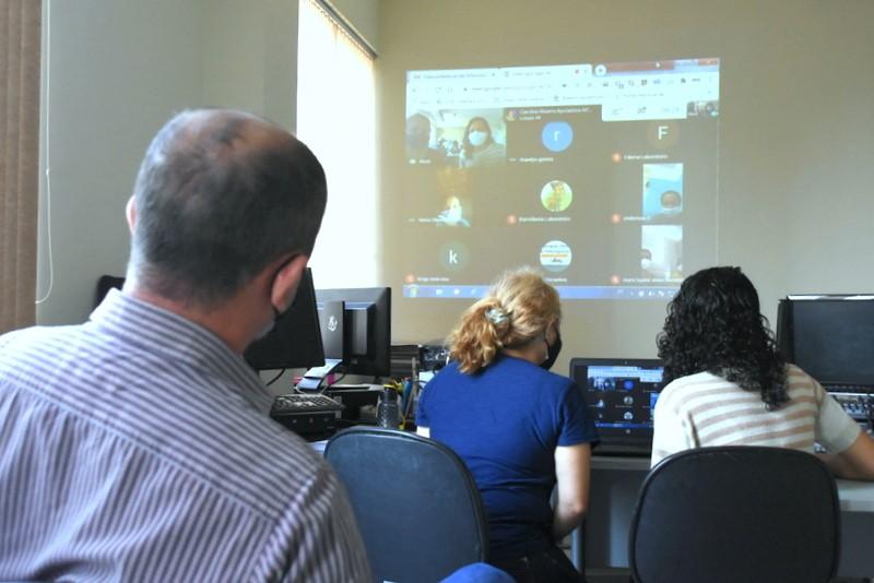 Saúde realiza videoconferência com os municípios sobre ações preventivas para controle do Aedes