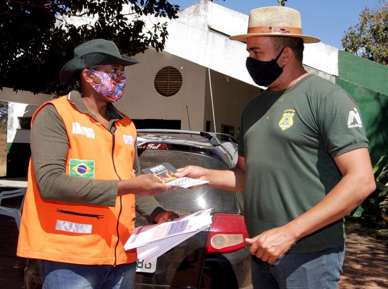 Tocantins apresenta redução nos focos de queimadas em 2020