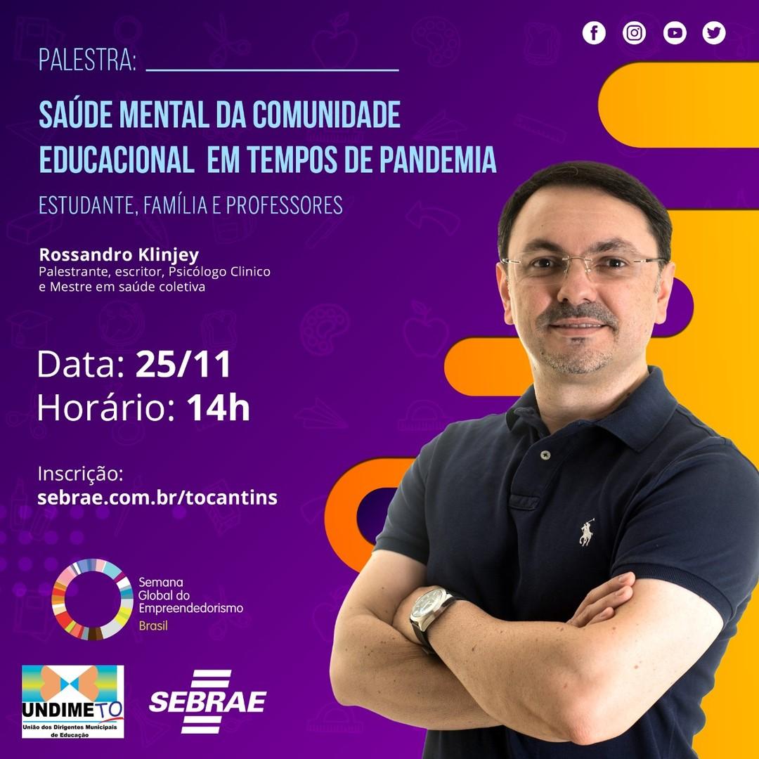 Araguaína sedia evento regional de Educação Empreendedora