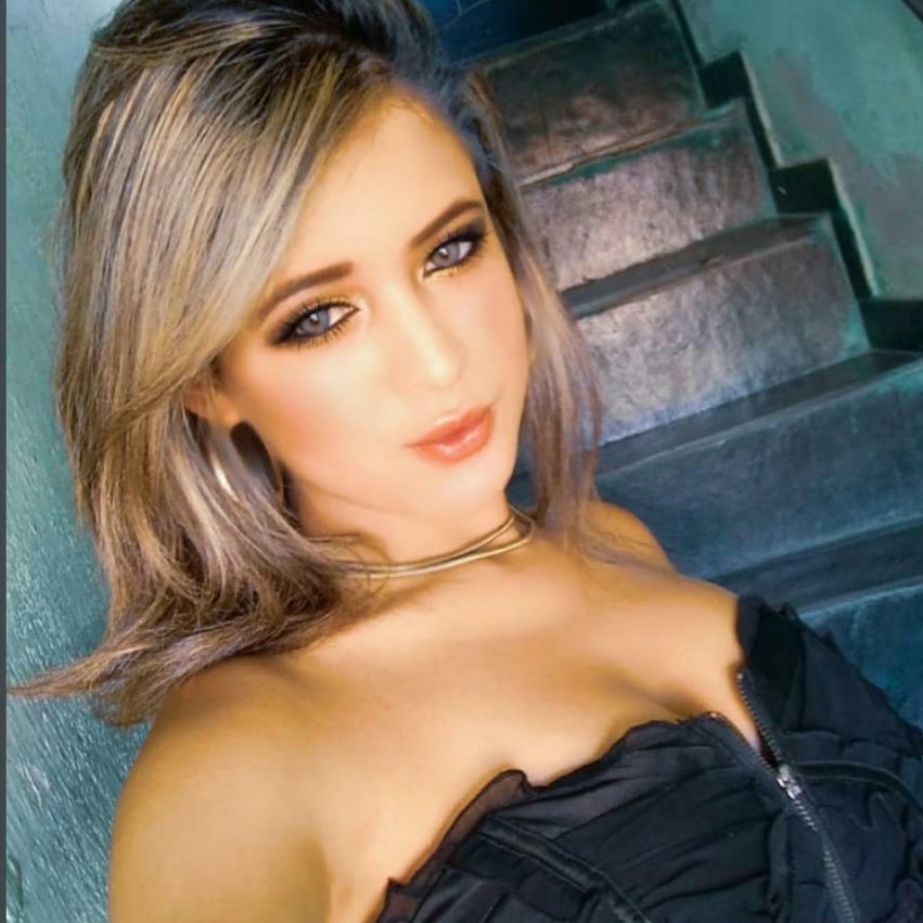 Jordania Gabrielle faz sucesso como modelo e digital influencer