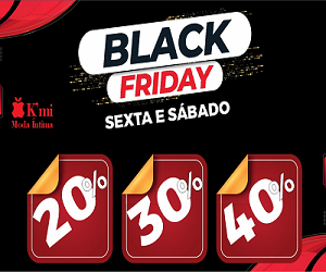 Kmi Moda Íntima – Black Friday 2020 – 300×250