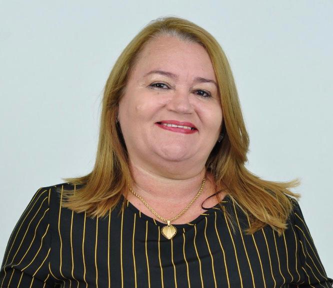 Mais votada em Lagoa da Confusão para vereadora, Professora Dona Norah agradece eleitores