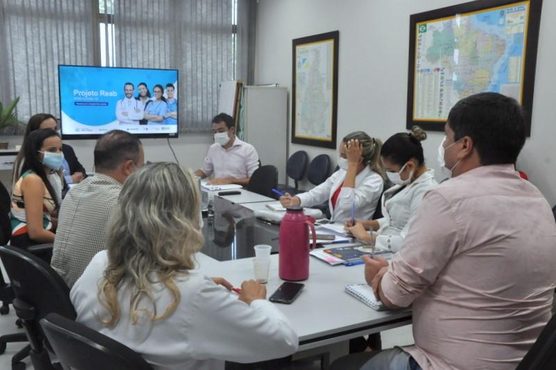 Parceria entre Hospital Geral e Sírio Libanês dá início ao projeto de reabilitação pós-Covid