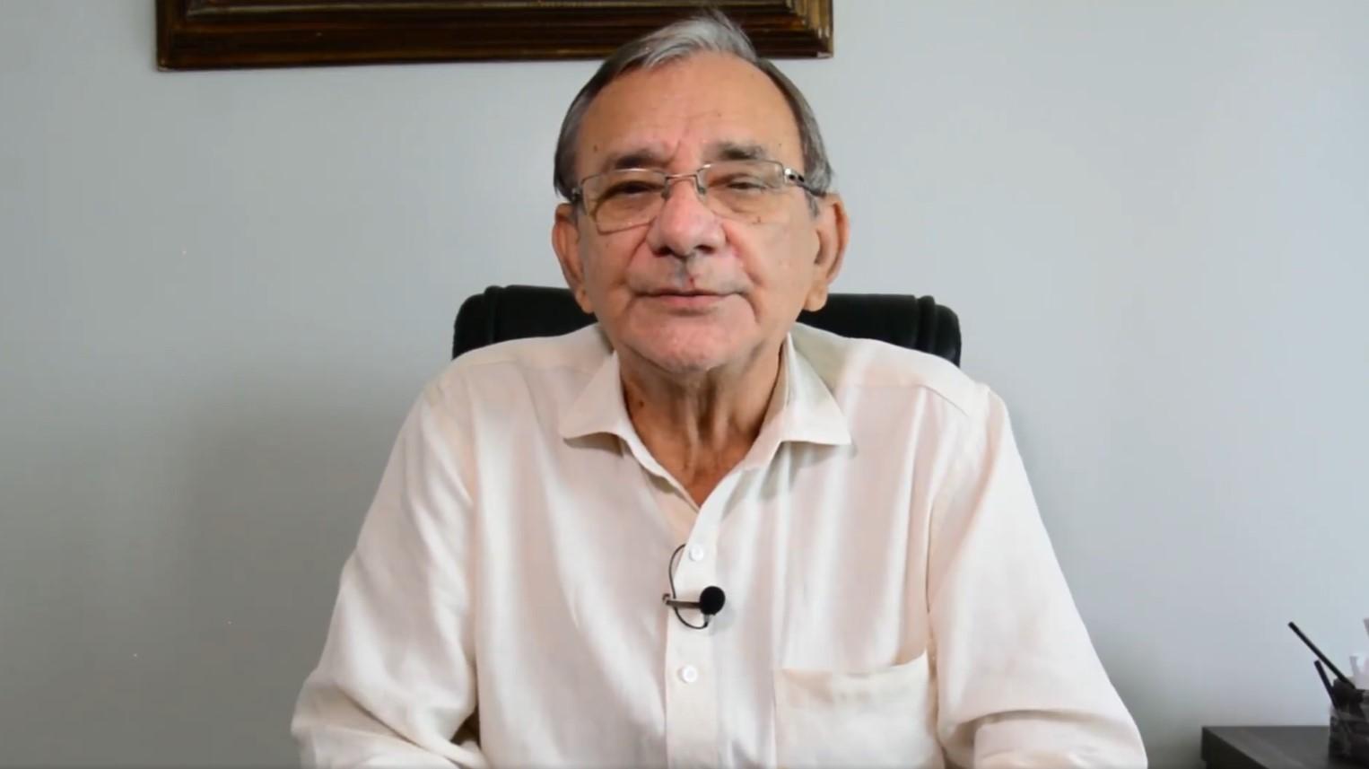 Reeleito prefeito de Pium, Dr. Valdemir Barros agradece população
