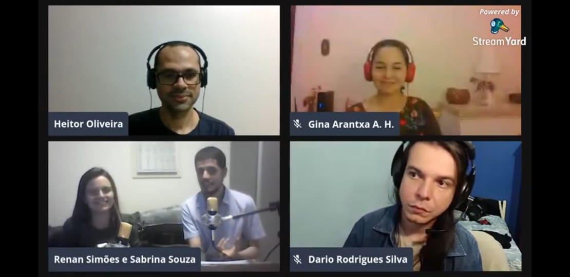 Acordes e talentos dos quatro cantos do Brasil dialogam com público em live musical