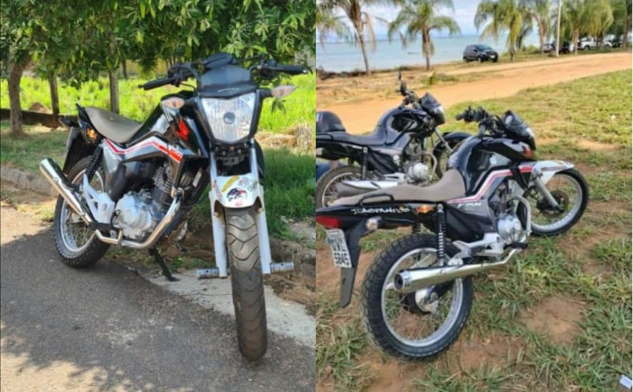 Moto é furtada em Paraíso do Tocantins