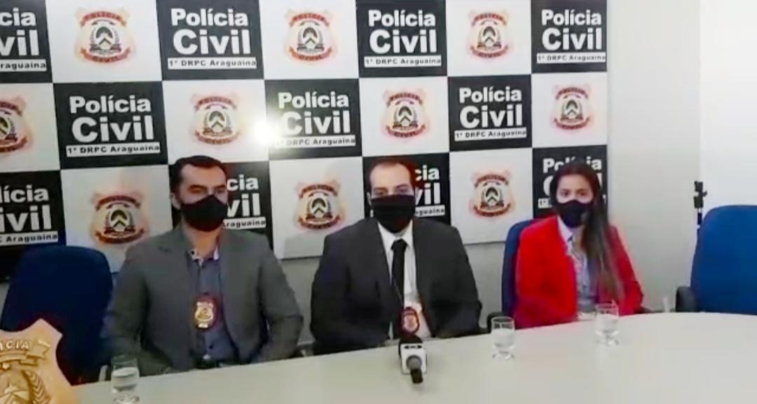 Investigações da Polícia Civil resultam na captura de ex-PM em Roraima suspeito de assassinato em Araguaína