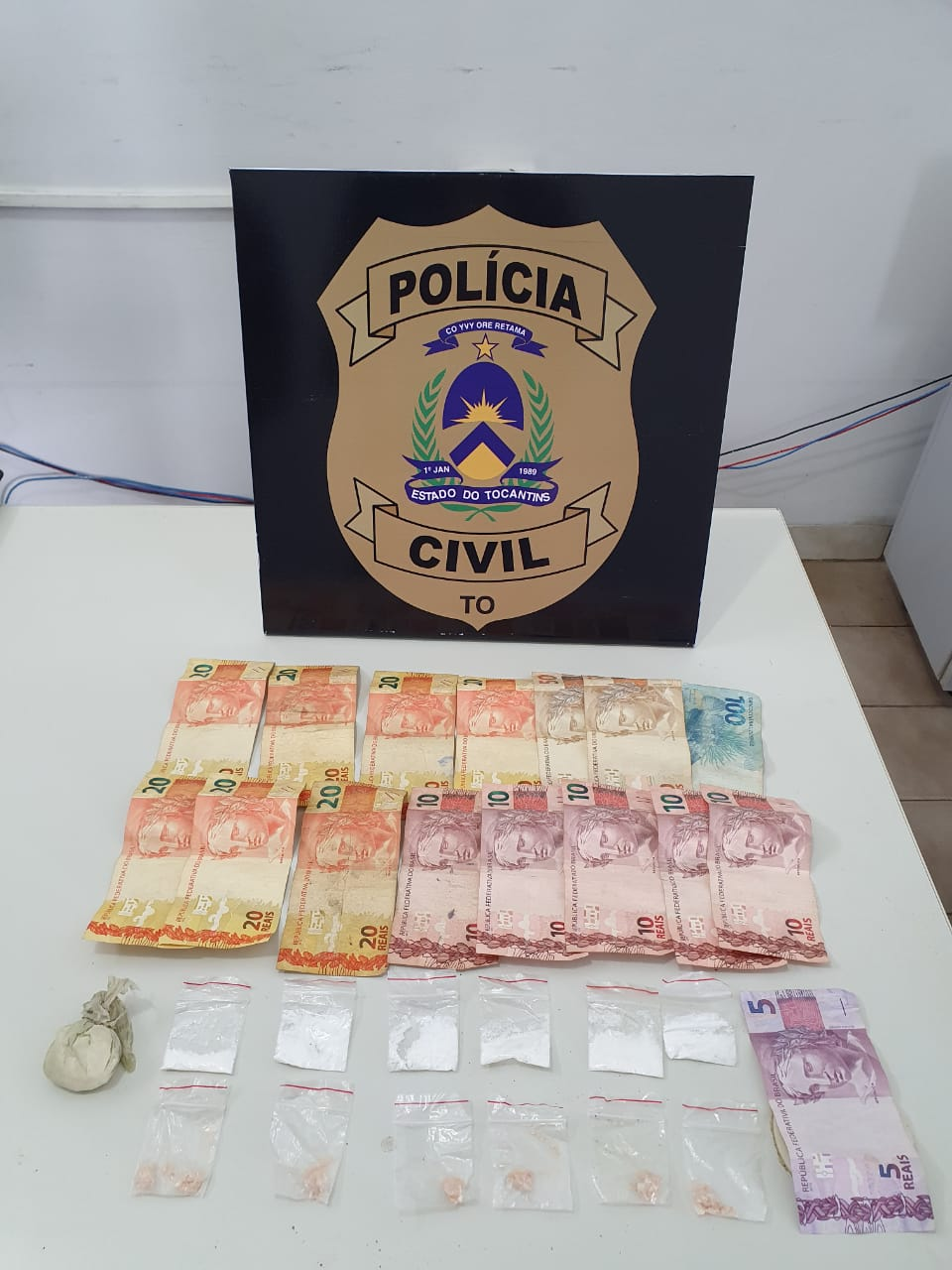 Adolescente suspeito de pratica atos infracionais diversos é apreendido pela Polícia Civil em Araguatins