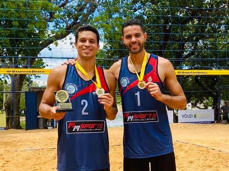 FTV divulga os campeões do Circuito Tocantinense de Vôlei de Praia 2020