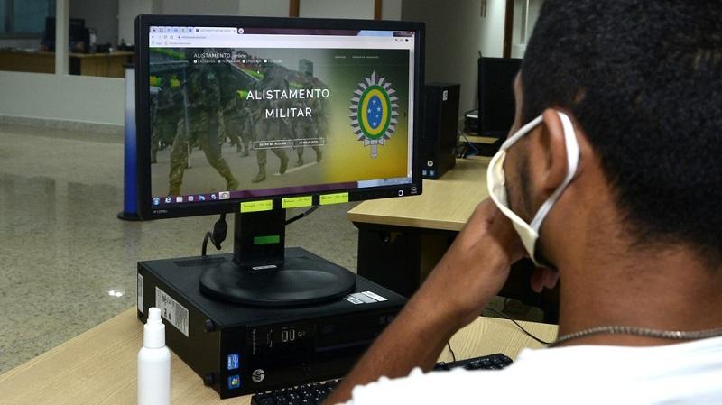 Alistamento militar pode ser feito nas unidades do Resolve Palmas
