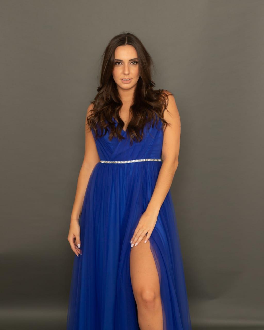 Miss Brasil Unificado Duda Zorovich aguarda concurso internacional
