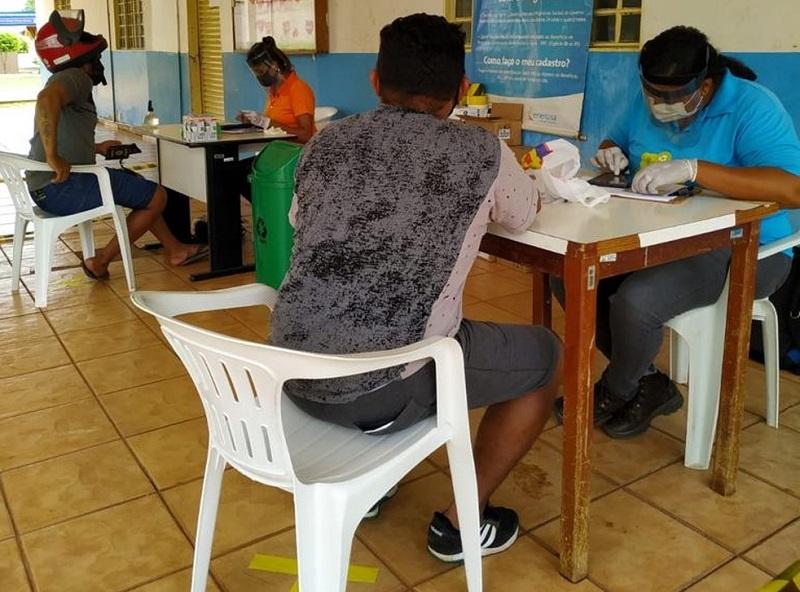 Energisa realiza ação para troca de lâmpadas em residências no interior do Tocantins