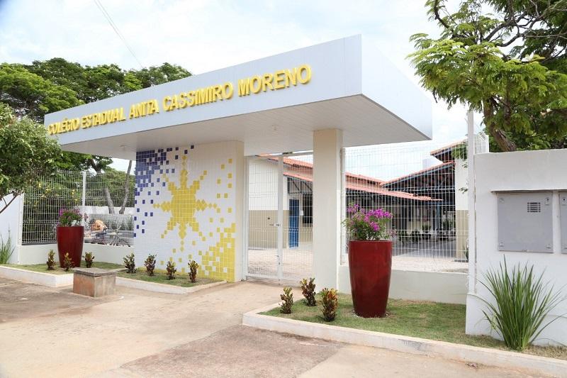 Aliança do Tocantins comemora recebimento de escola que atenderá mais de 500 estudantes
