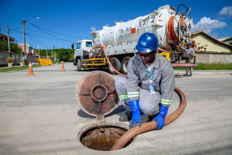 No último ano, BRK Ambiental retirou 710 toneladas de lixo das redes de esgoto em Palmas