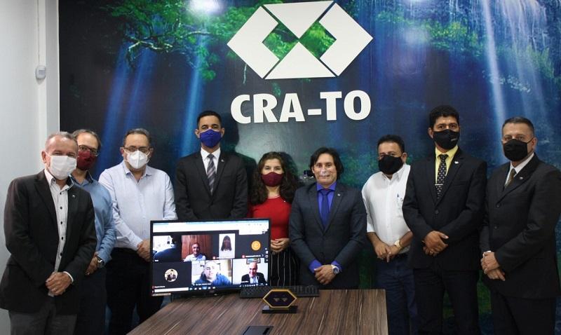 CRA elege professor Iranilson Mota como presidente e nova diretoria para biênio 2021-2022