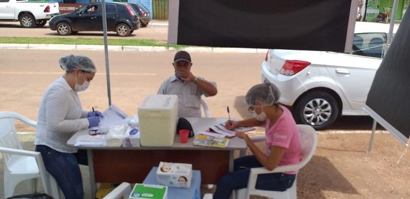 Prefeitura de Divinópolis realiza testes da COVID-19 gratuitos