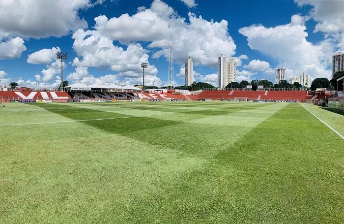Jogo entre Vila Nova x Palmas pela Copa Verde será em fevereiro