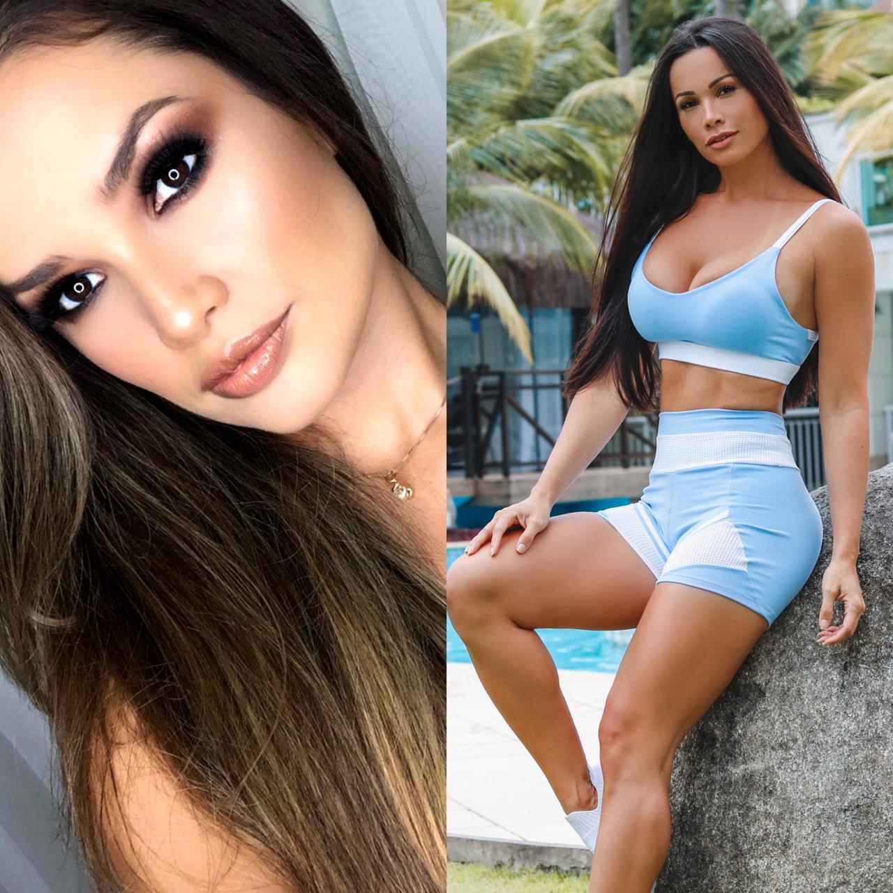 Semelhanças entre Juliette do BBB e Fernanda D´avila viralizam na internet