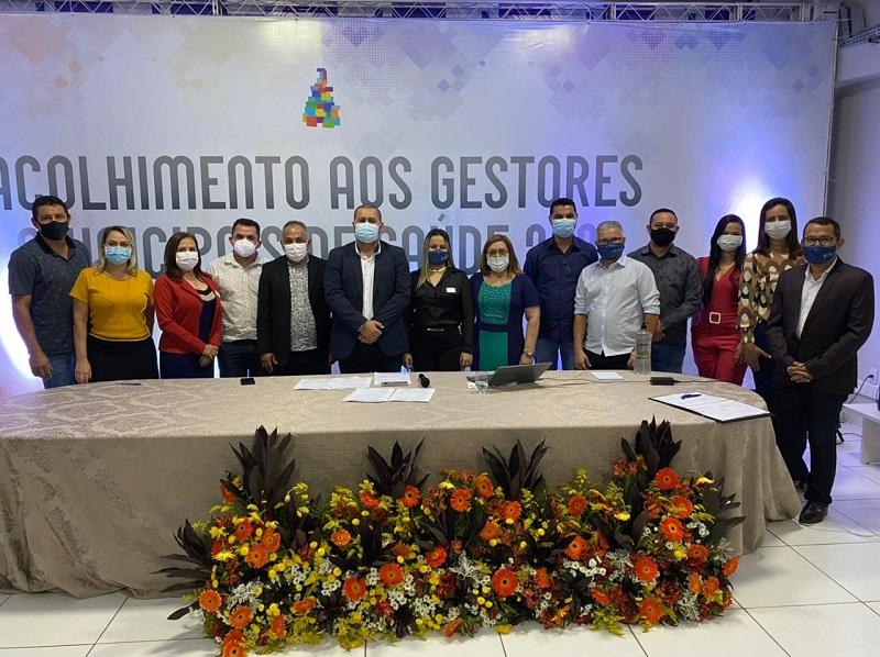 Secretário da Saúde de Caseara Rondinelly da Silva e Souza é o novo presidente do COSEMS-TO
