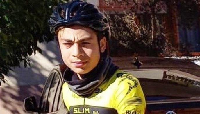 Promessa do ciclismo italiano, Giuseppe Milano morre atropelado por caminhão