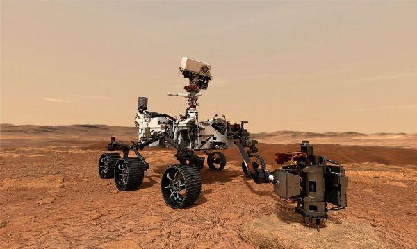 Ao vivo: Canal de astronomia brasileiro apresenta pouso da Perseverance em Marte