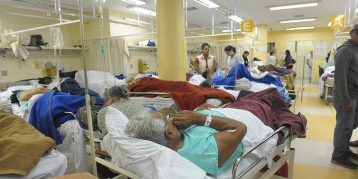 Médicos alertam para superlotação de hospitais no Tocantins e em Goiás