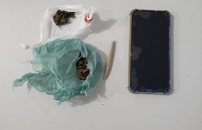 Polícias Civil e Militar realizam operação em Porto Nacional e prendem três pessoas por tráfico de drogas