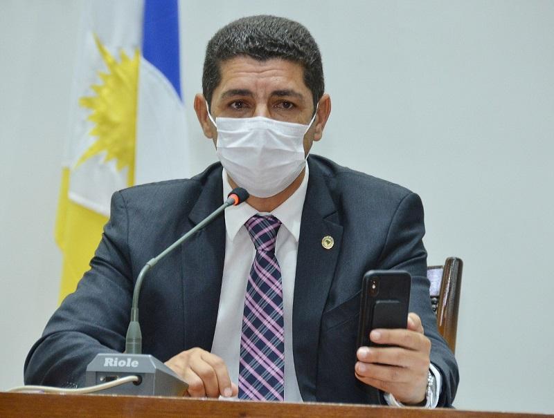 Em união de forças, Valdemar Júnior pede implantação de 10 novos leitos de UTI em Porto Nacional