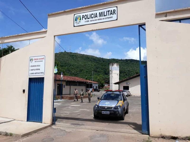 Polícia Militar prende, em Paraíso, acusado de latrocínio contra policial do Maranhão