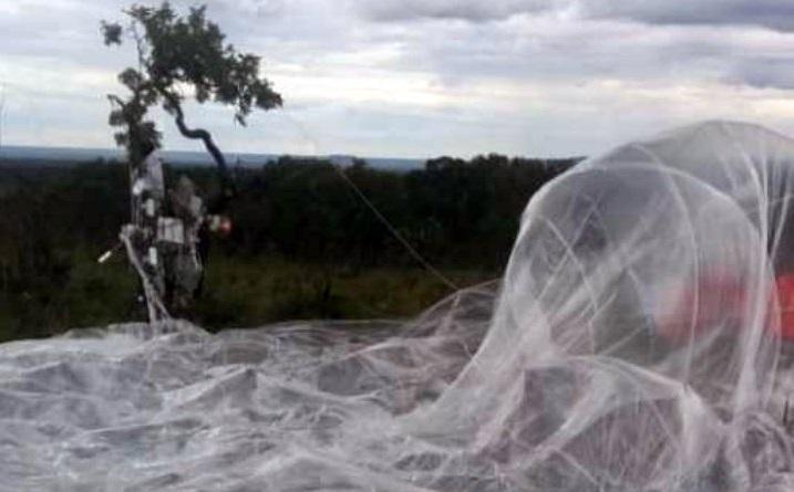 Objeto estranho cai do céu e assusta moradores do interior do Tocantins