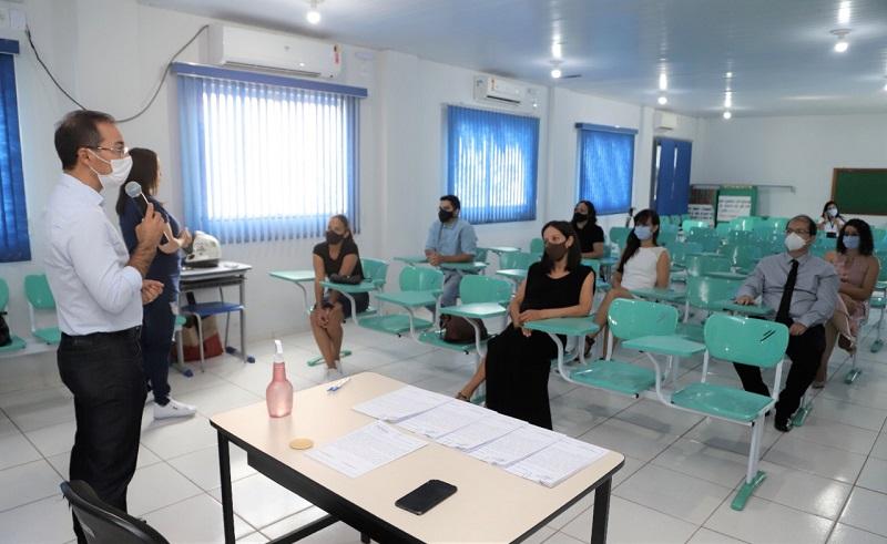 Aprovados no concurso público de Araguaína assinam termo de posse