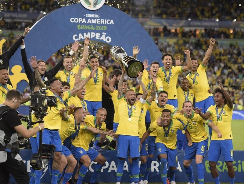 Conmebol publica novo calendário da Copa América de 2021