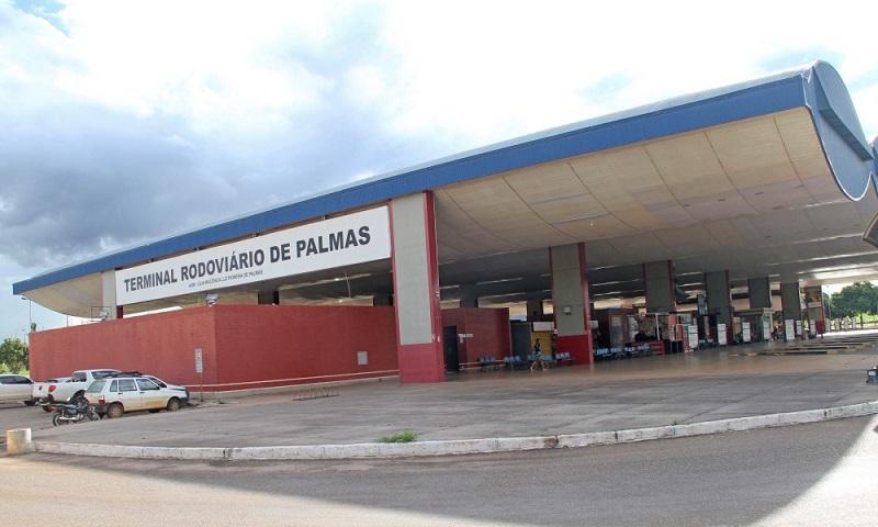 ATR cobra melhorias na estrutura e na manutenção do Terminal Rodoviário de Palmas