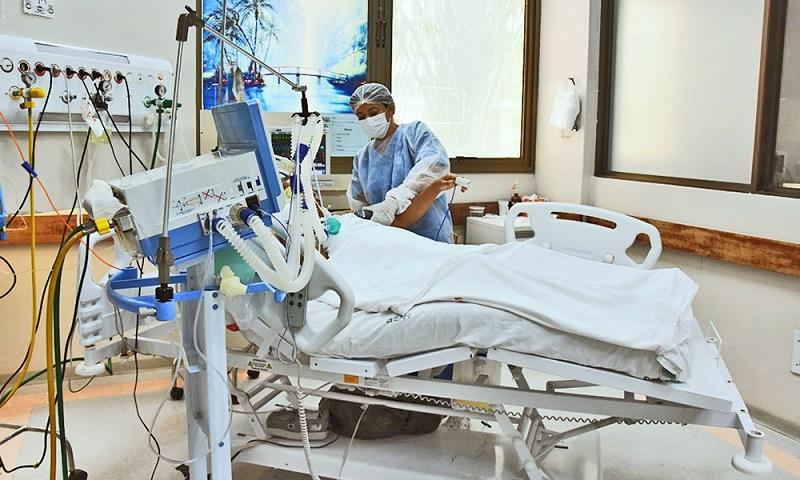 Hospital Geral de Palmas alerta população sobre acompanhantes na pandemia
