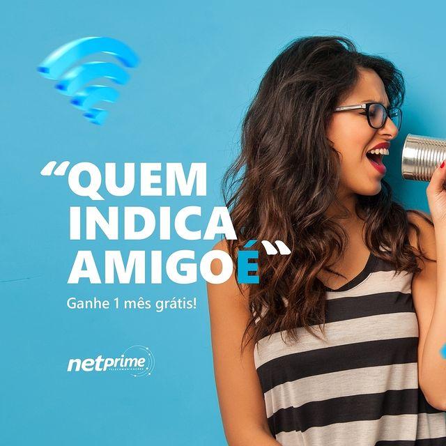 NetPrime agora conta com lojas de acessórios em Marianópolis e Divinópolis