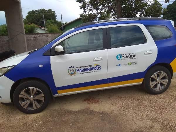 Saúde de Marianópolis recebe novo veículo para transportar pacientes para hemodiálise