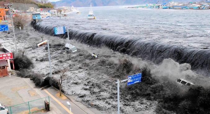 Crânio e esqueleto de vítima do tsunami no Japão é encontrado em praia após 10 anos