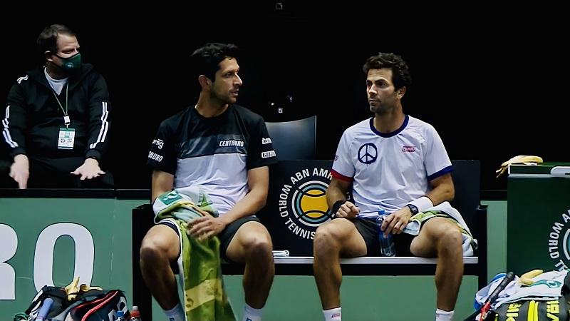 Melo e Rojer param na primeira rodada do ATP 500 de Barcelona