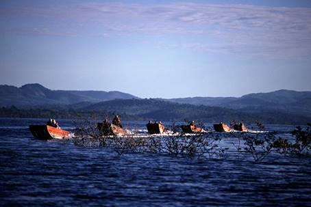 ANA estabelece novas condições de operação para os reservatórios do Sistema Hídrico do Rio Tocantins