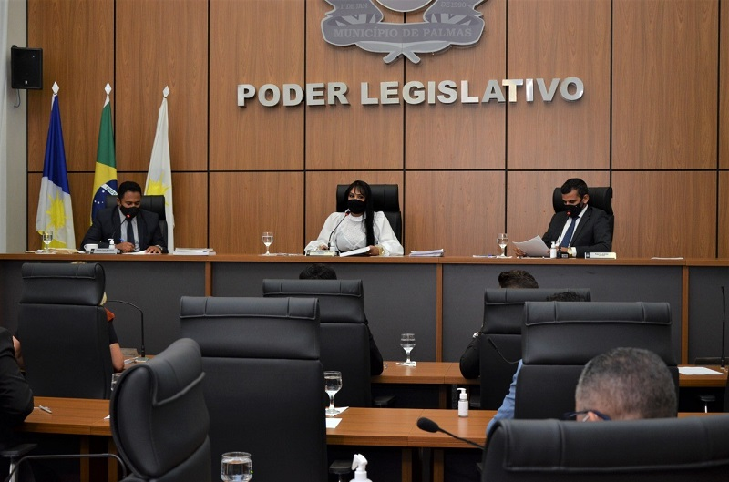 Câmara de Palmas aprova requerimento para realização de concurso público do Quadro Geral do Município