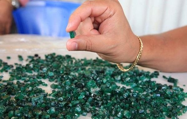 Mineração de esmeraldas passa para fase de exploração em Monte Santo TO
