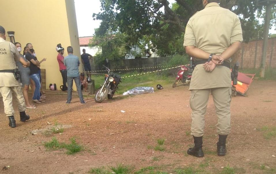 Homem é alvejado e morto em setor de Paraíso do Tocantins