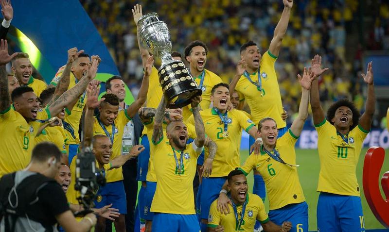 Conmebol aumenta prêmio para vencedor da Copa América 2021